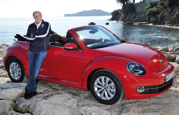Prominenz und Mittelmeer schmücken die neuen VW-Cabrios