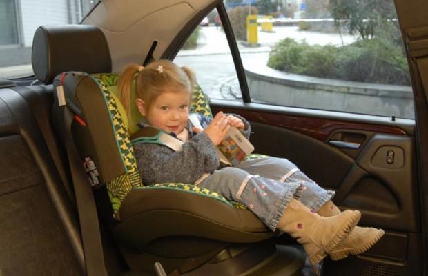 Ratgeber: Kindersitz - Erst informieren und testen, dann kaufen