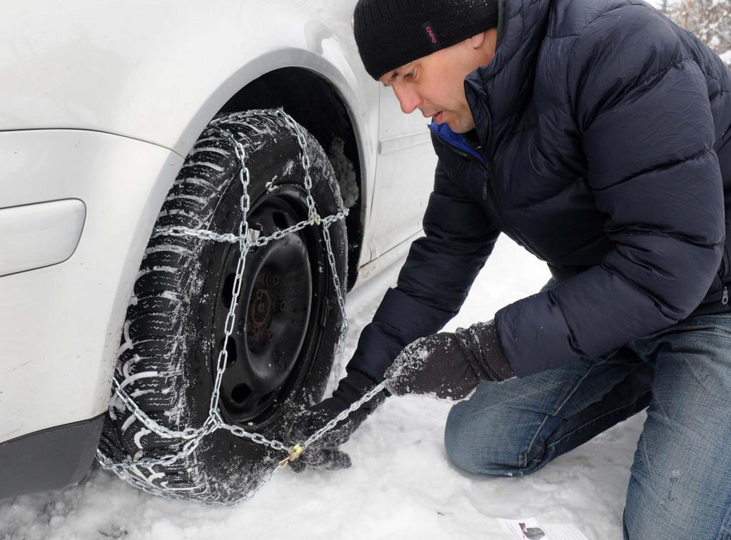 Ratgeber: Nicht jede Schneekette passt zum Fahrzeug