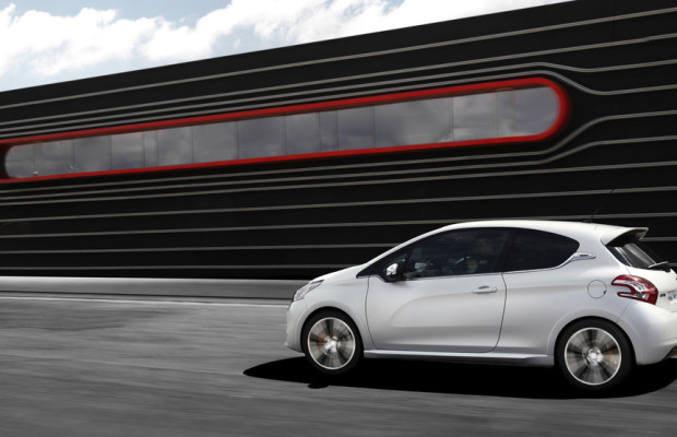 Reges Interesse an 208 GTi Racing Experience