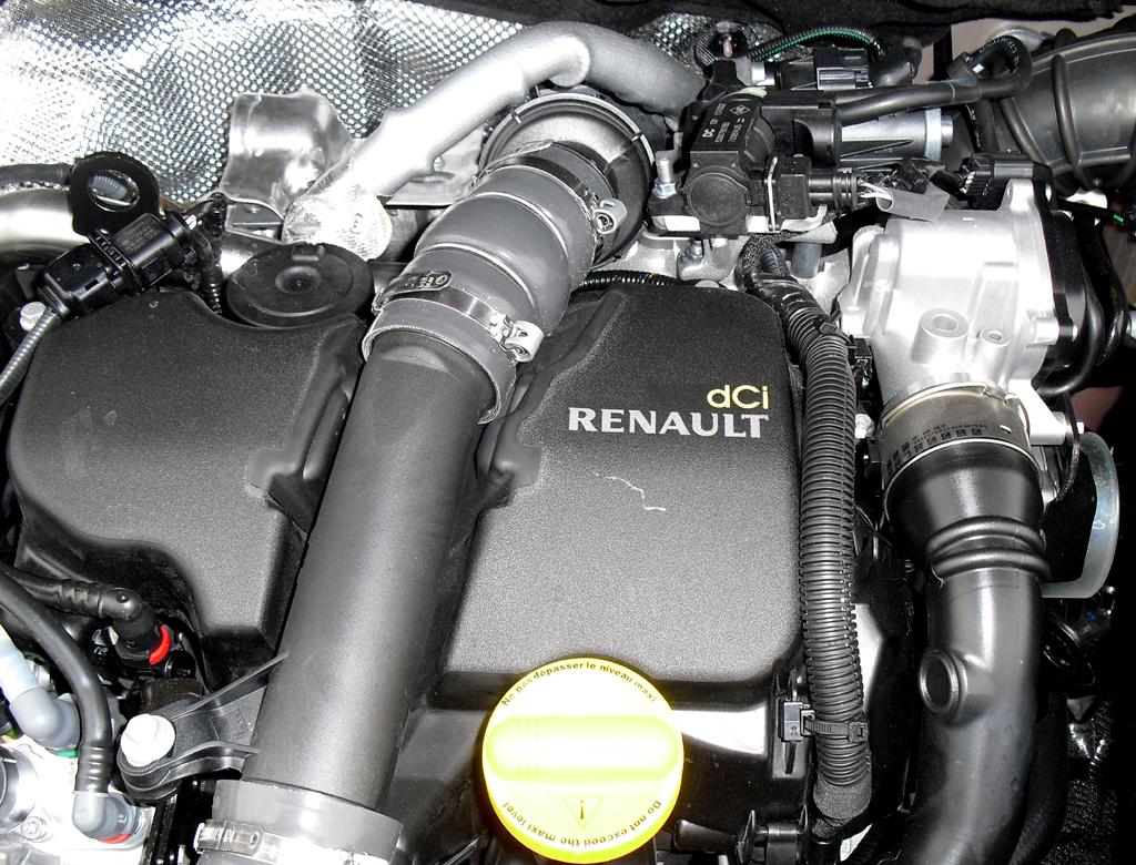 Renault Clio Grandtour: Blick unter die Haube. Vier Motoren stehen zunächst zur Wahl.