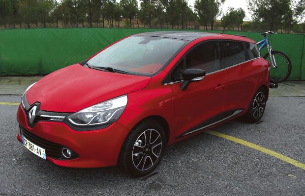 Renault legt ab April beim Clio mit dem nutzwertigeren Grandtour-Kombi nach