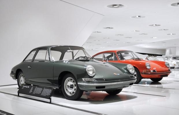 Retro Classics: Porsche zeigt seltene 911