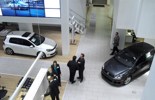 Schneller Abschluss: Über Auto(ver)käufe in den USA - Beispiel Volkswagen