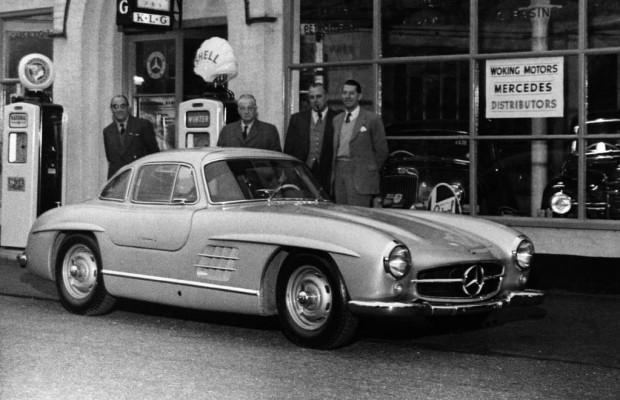 Solide Wertentwicklung klassischer Mercedes-Modelle