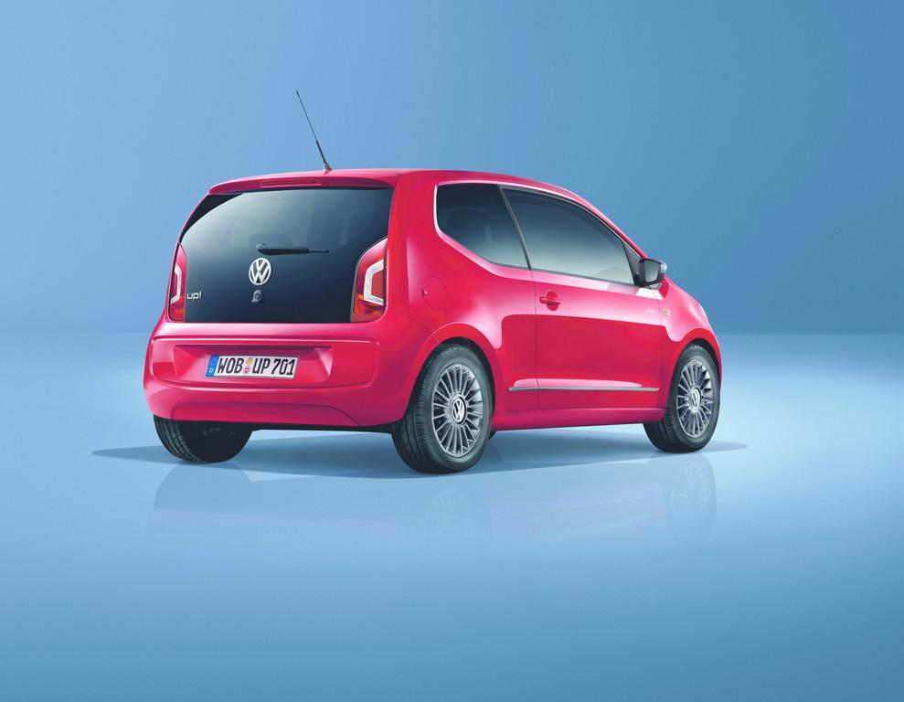 Sondermodell Volkswagen Cheer Up