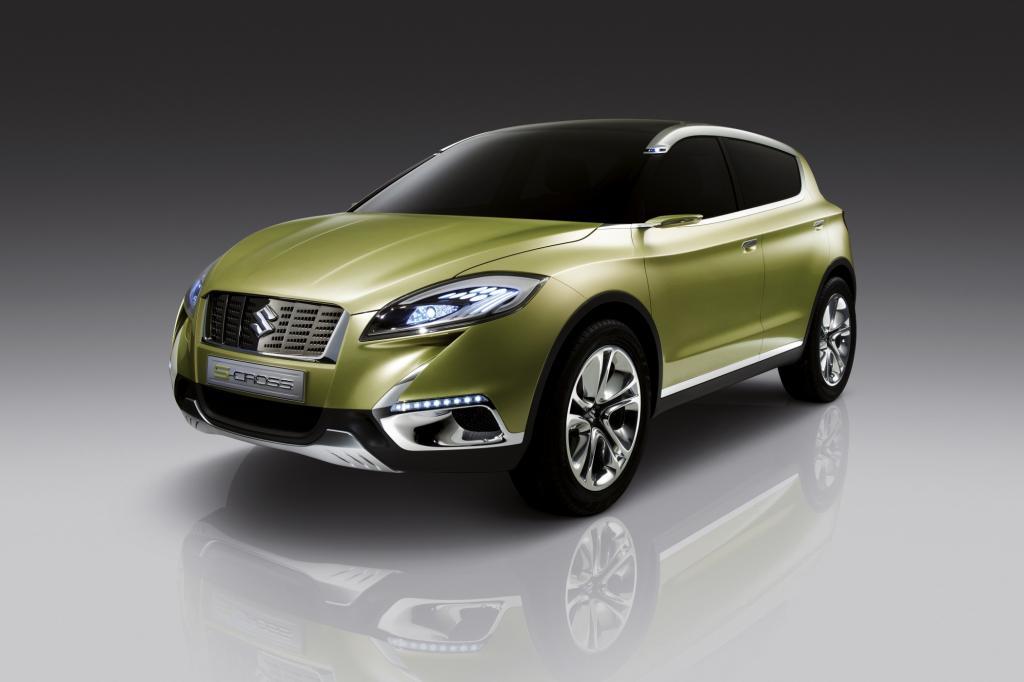 Suzuki Crossover - Neues Kompakt-SUV
