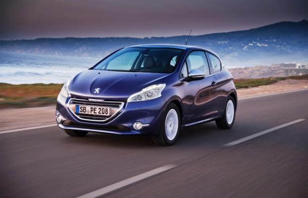 Technologieträger von Peugeot und Total