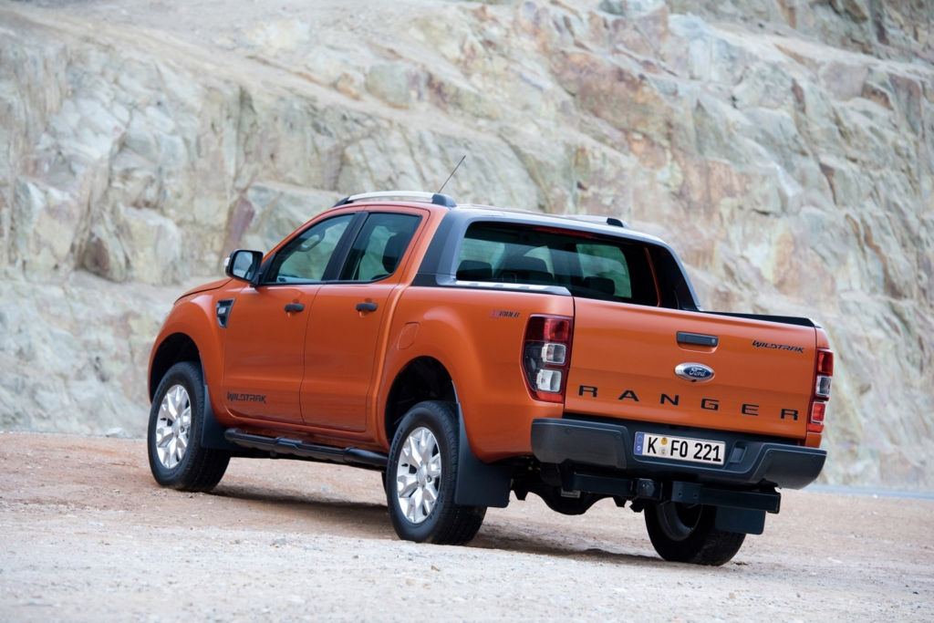 Test: Ford Ranger - Rheinischer Cowboy