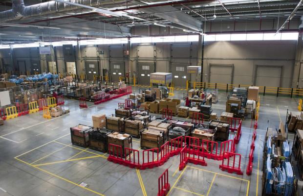 Toyota eröffnet Logistikzentrum in Spanien