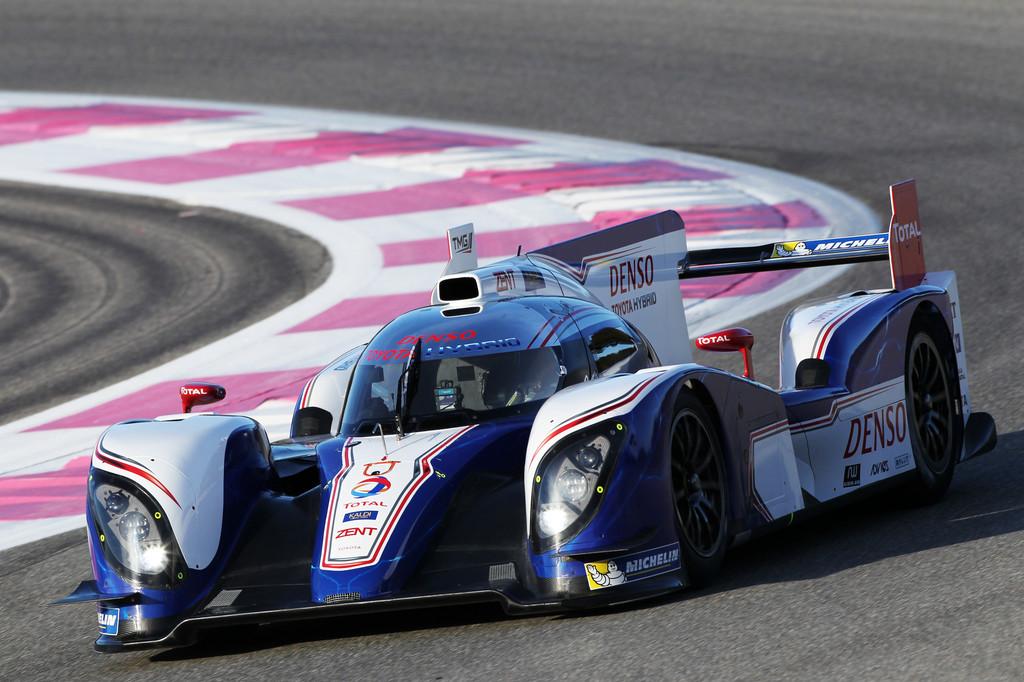 Toyota jagt WM-Titel in optimiertem TS030