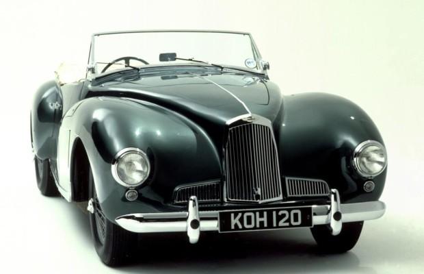 Tradition: 100 Jahre Aston Martin - Für Gentlemen und Geheimagenten