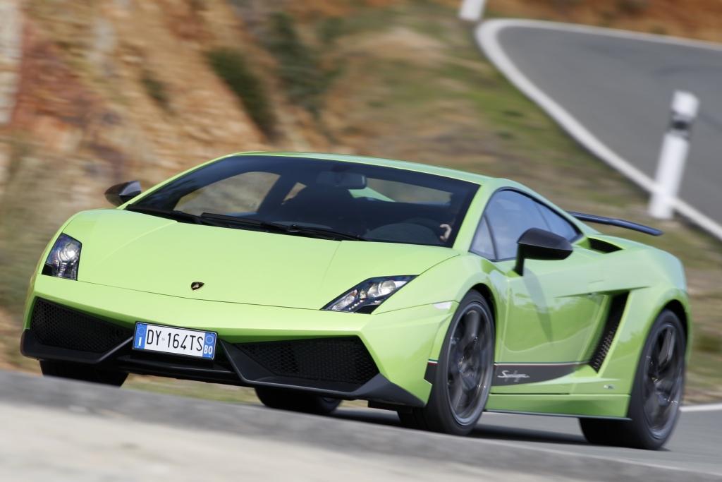 Tradition: 50 Jahre Lamborghini - Fang den Ferrari!