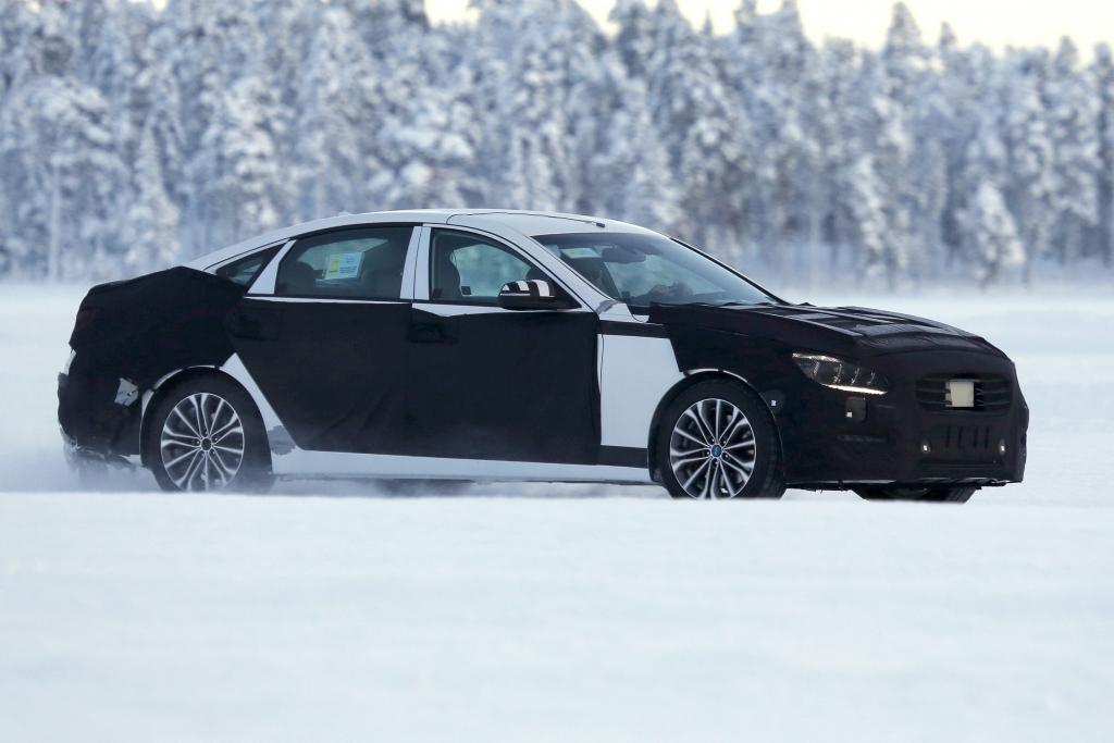 Update: Erwischt: Hyundai Genesis – Koreanische S-Klasse