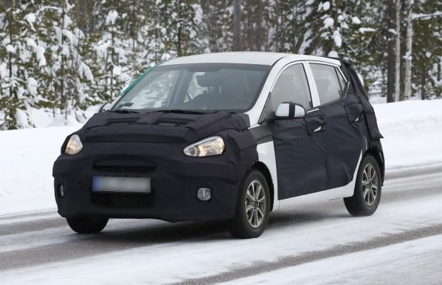Update: Erwischt: Hyundai i10 – Ist es schon wieder soweit?