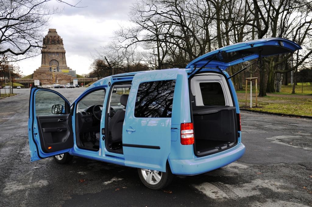 VW Caddy Ecofuel