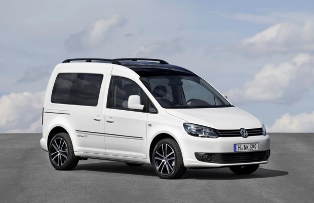 VW rüstet Caddy mit 170-PS-TDI auf
