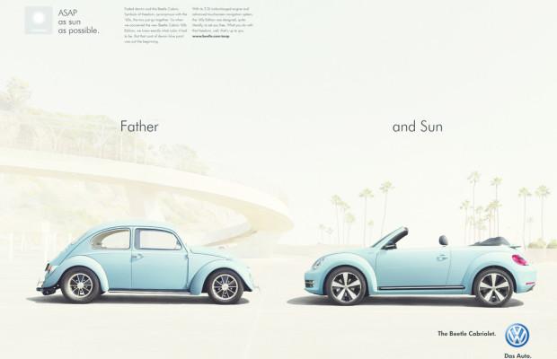 VW startet Hawaii-Kampagne für Beetle Cabriolet
