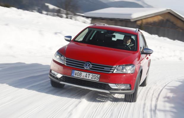 VW steigert Auslieferungen um 17,4 Prozent