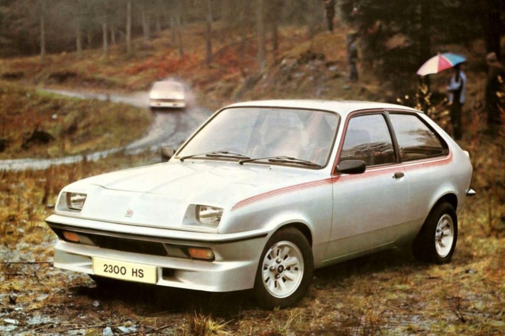 Vauxhall Chevette 2300H Sab 1976