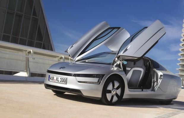 Volkswagen realisiert das Einliter-Auto XL1 - Vision possible