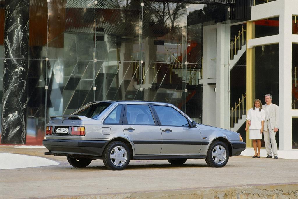 Volvo 440 Turbo im Jahre 1988