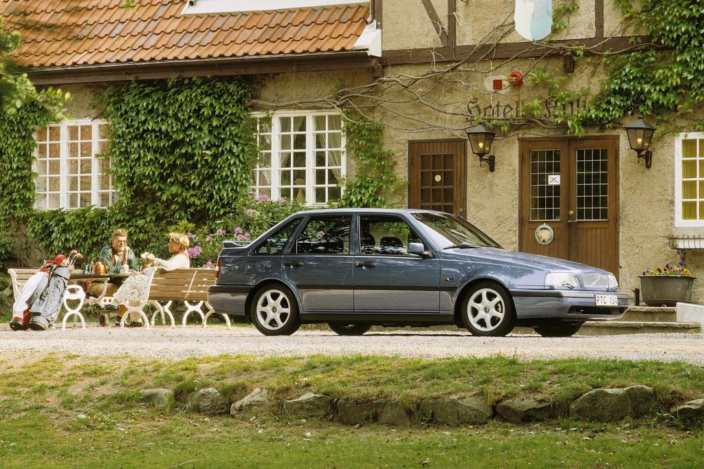 Volvo 440 im Jahr 1995