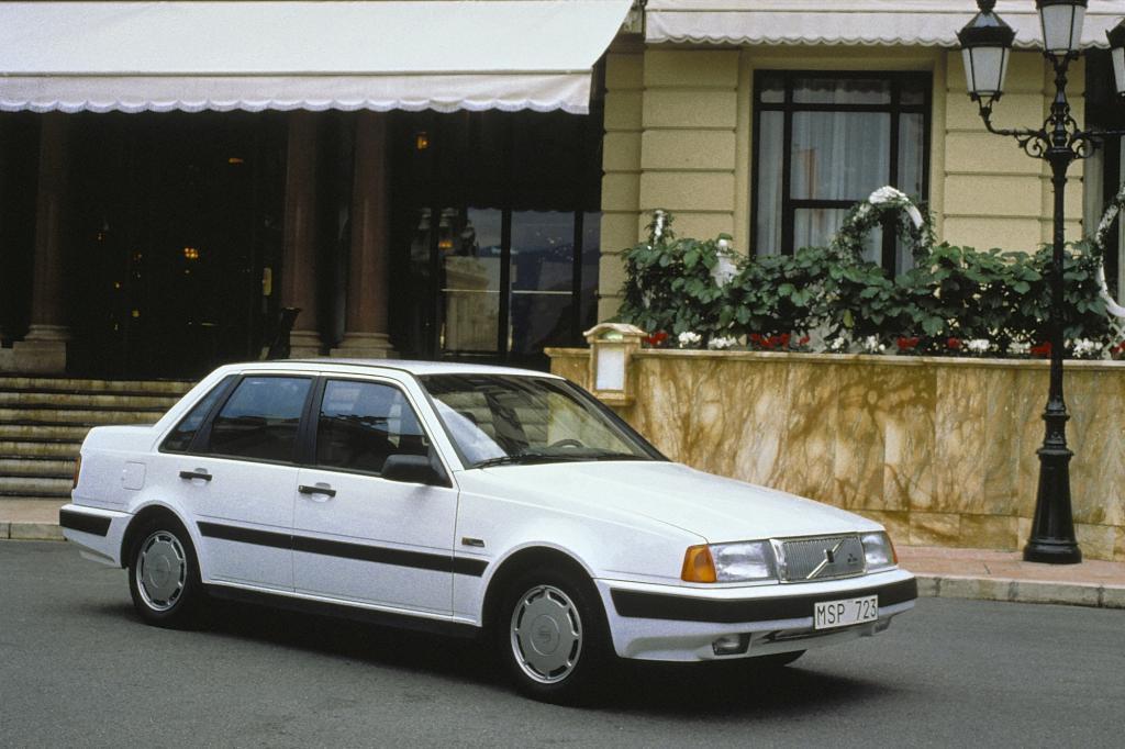 Volvo 460 ab 1989
