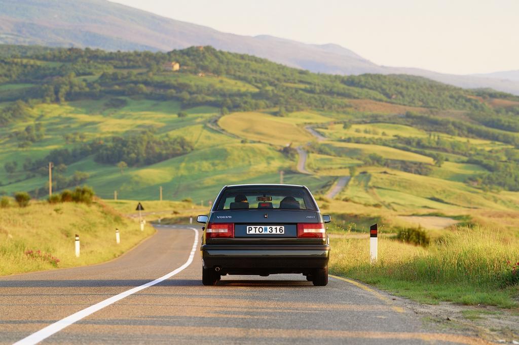 Volvo 460 ab 1995
