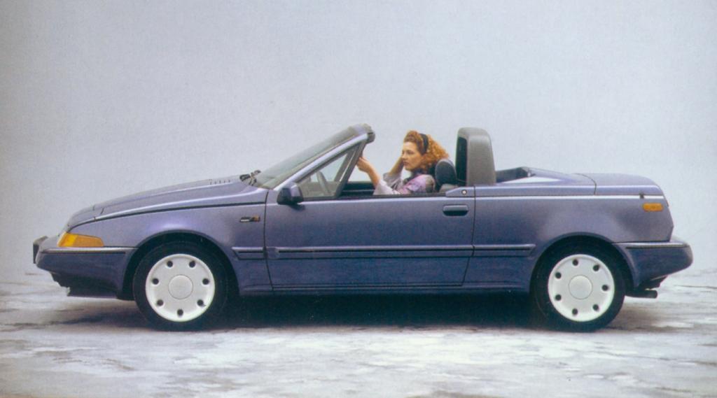 Volvo 480 Cabriolet 1990