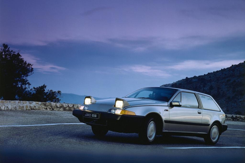Volvo 480 E Sab 1986