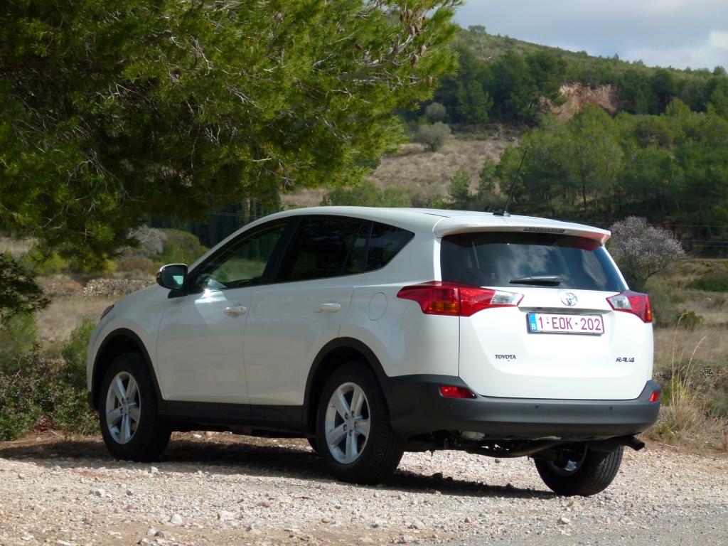 Vorstellung Toyota RAV4: Ur-Mutter aller SUV startet in vierter Generation