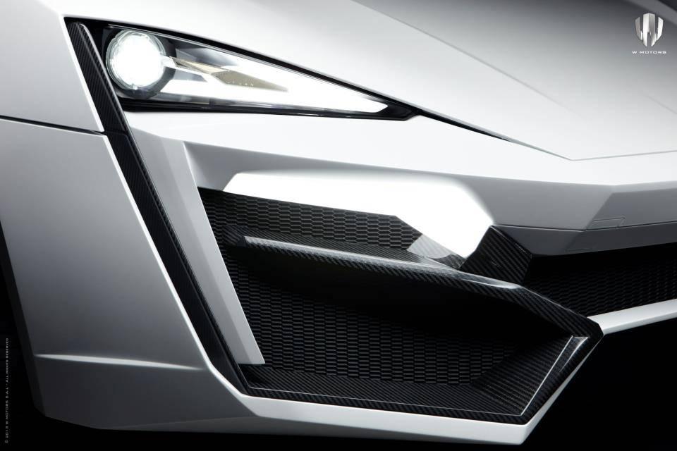 W Motors Lykan Hypersport – Hypersportler für Hyper-Reiche