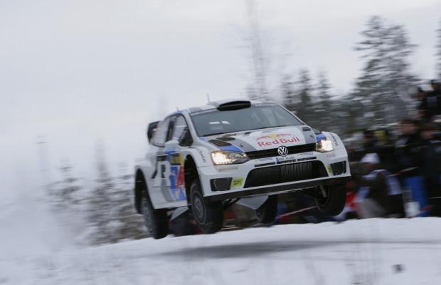 WRC 2013: Volkswagen rückt dem Weltmeister auf die Pelle