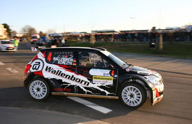 Wikinger-Rallye baut Abschnitt Süderbrarup aus