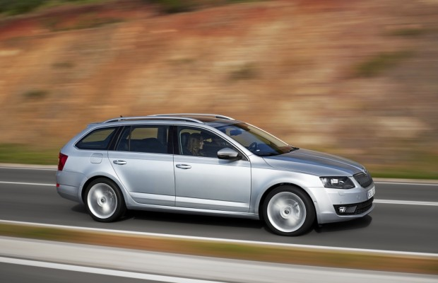 Škoda Octavia Combi startet ab 16.640 Euro