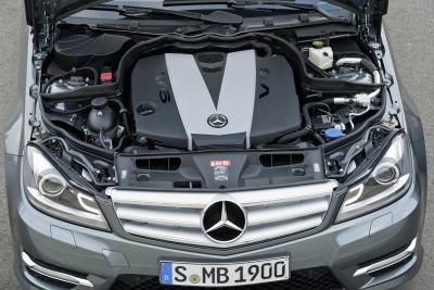 Test Mercedes C-Klasse C 350 T-Modell - Reiselounge mit mächtig Bumms