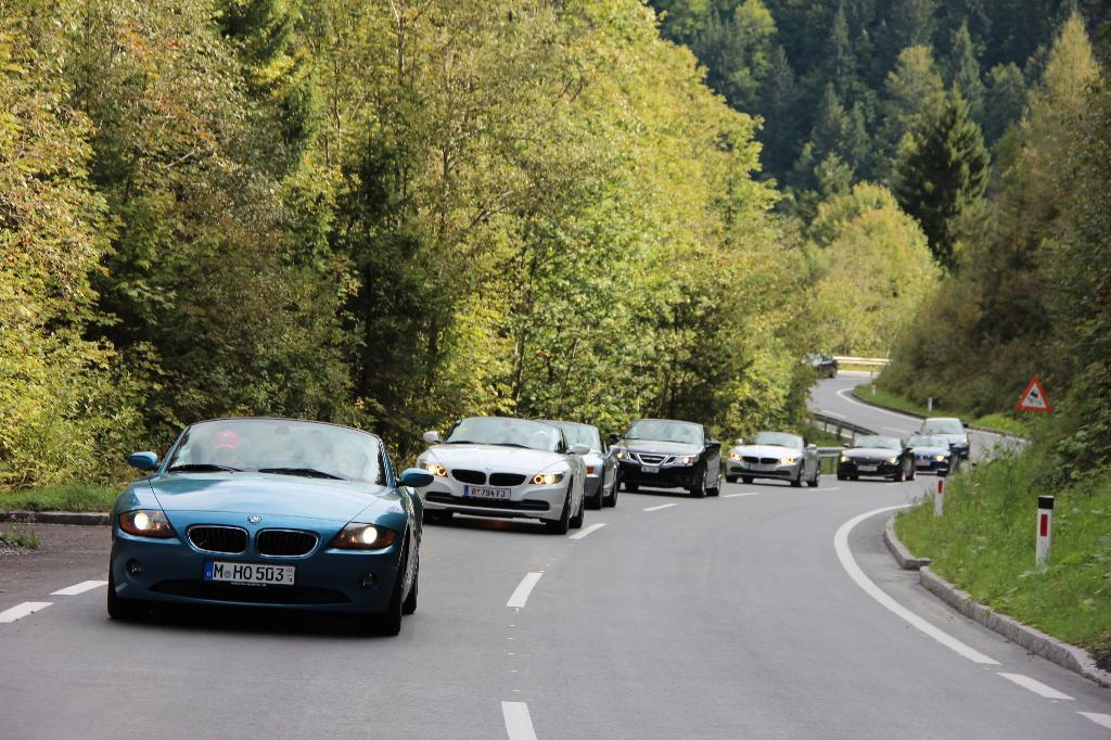 2. BMW Z3 & Z4 Treffen am Wörthersee im September 2013