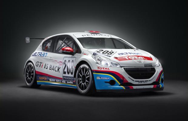208 GTi Peugeot Sport für den Nürburgring