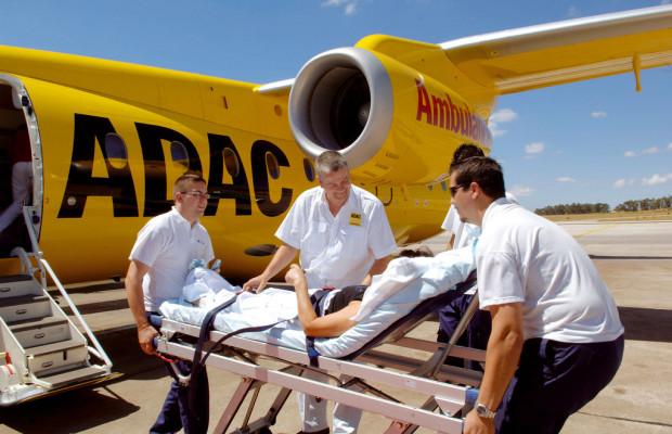 ADAC Ambulanzdienst: Zahl der medizinischen Betreuungen gestiegen