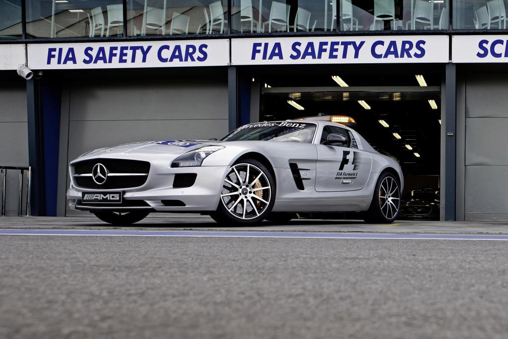 AMG SLS GT3: Auf allen fünf Kontinenten dabei
