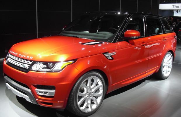 Als Sport wird Range Rover zum Dynamiker unter den Offroadern