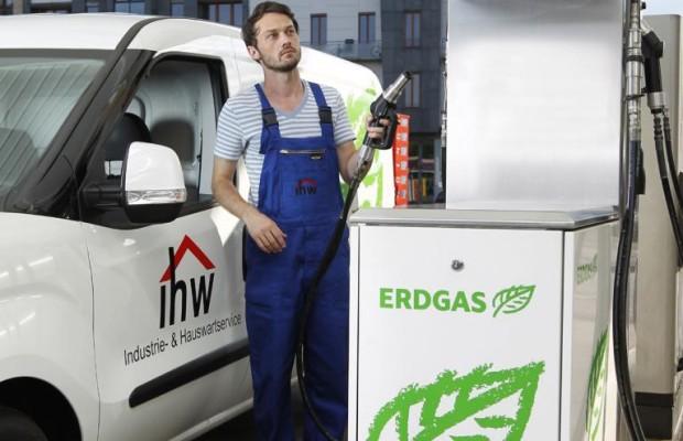 Alternative Kraftstoffe: Erdgas mit steigendem Anteil von Biomethan