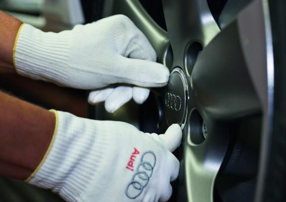 Audi wchst in Nordamerika zweistellig