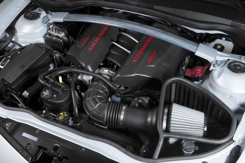 Auto Show New York: Der sportlichste Camaro aller Zeiten