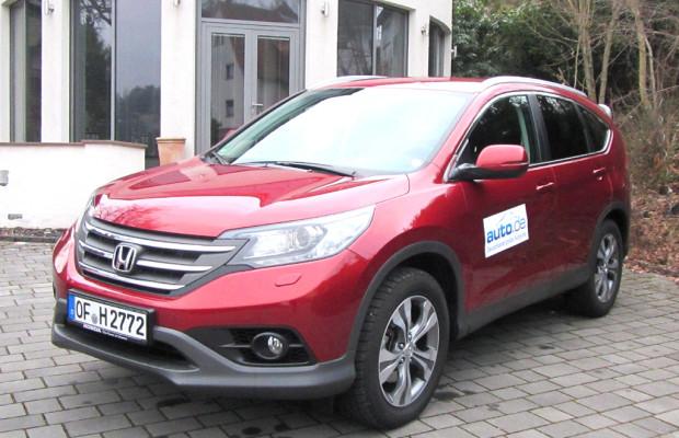 Auto im Alltag: Honda CR-V