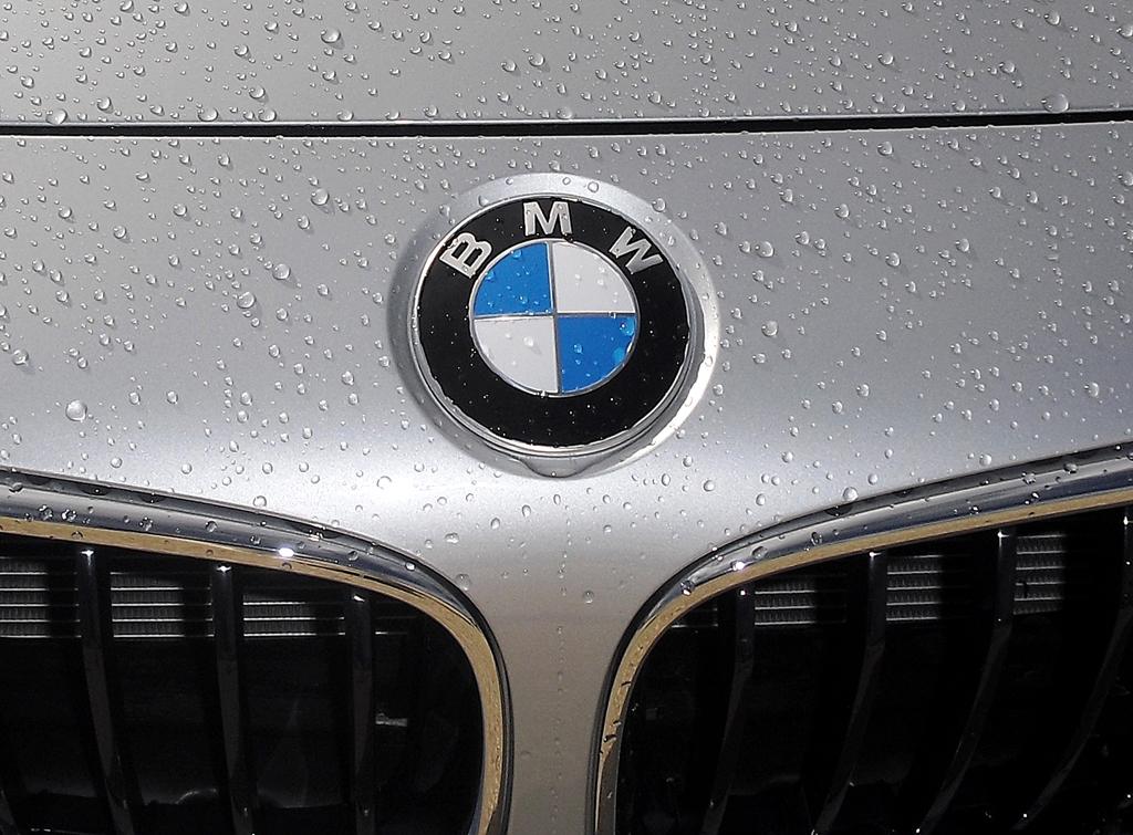 BMW 3er GT: Das Markenlogo sitzt vorn über der Doppelniere.