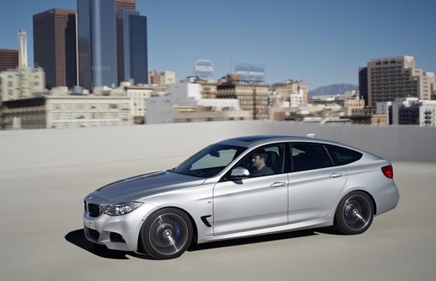 BMW 3er GT - Großraumabteil für die Mittelklasse