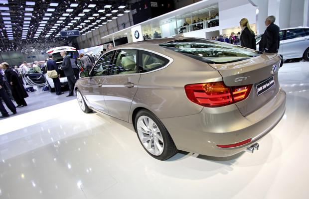 BMW Group kommt mit +4,7 Prozent durch den Februar