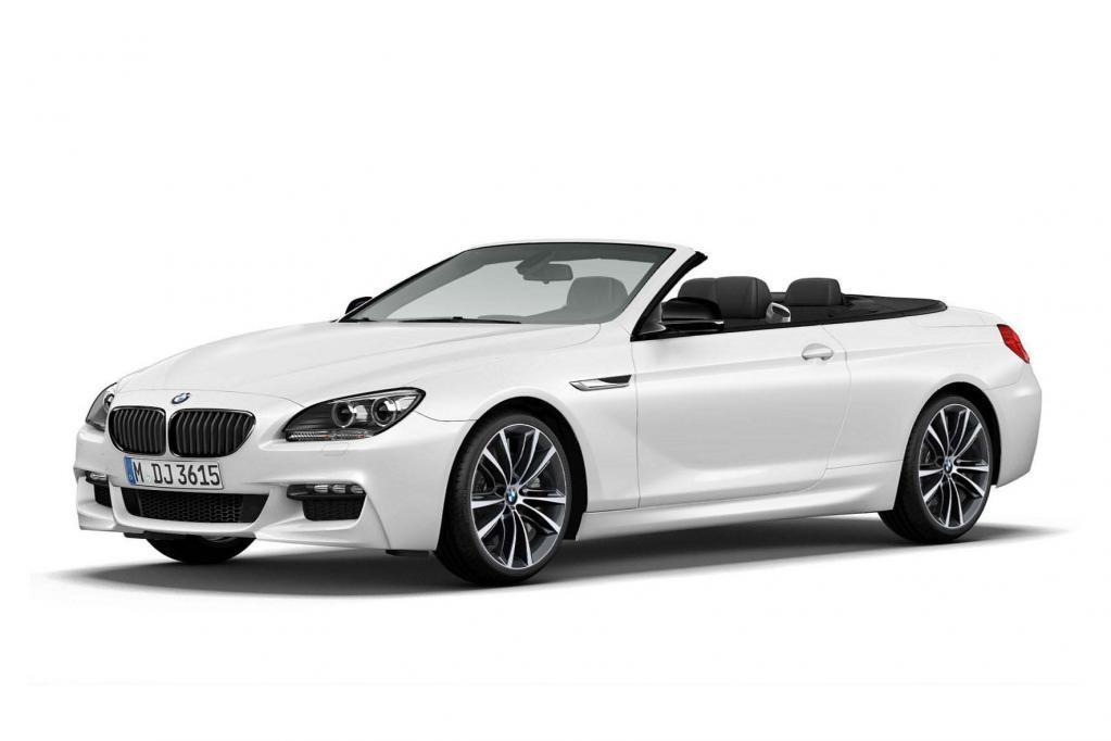 BMW M6 Gran Coupé startet in den USA